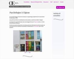 site psychologue Gigean