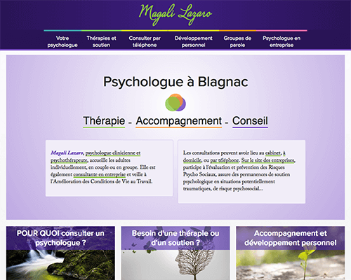 Psychologue à Blagnac