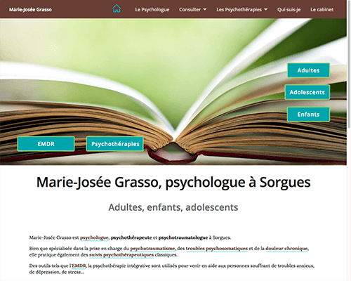 Psychologue à Sorgues