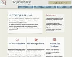 Psychologue à Ussel